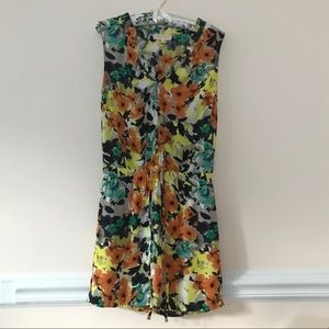 Eight sixty floral print dress